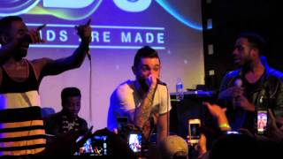 Jon Bellion - Dead Man Walking Acapella Live @ SOB's in NYC