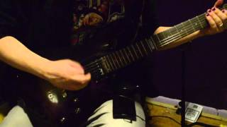 Public Service Announcement | Of Mice and Men | Guitar Cover by BiNx