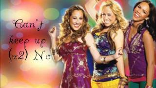 Cheetah Girls- Dance Me If You Can (with lyrics)