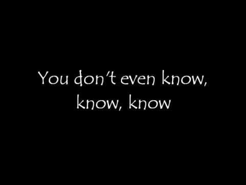 You Dont Even Know de Nick Jonas Letra y Video
