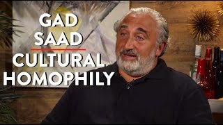 Growing up in Lebanon, Olympics, & Cultural Homophily (Pt. 1) | Gad Saad | ACADEMIA | Rubin Report