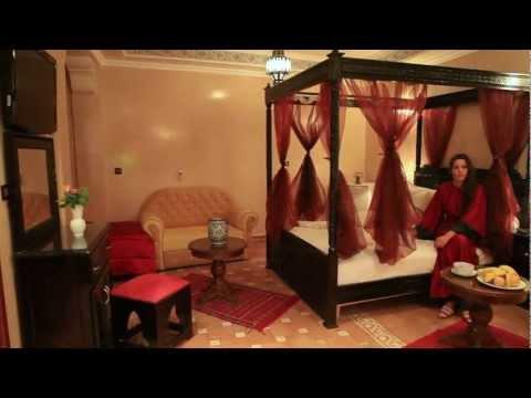 HOTEL RIAD HAMDANE & SPA – MARRAKECH – MAROC ( Film officiel )