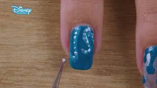 Os Descendentes 2: Nail Art Inspirado em Uma
