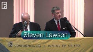 """""""Jamais perecerá"""" (João 3.16) - Steven Lawson"""