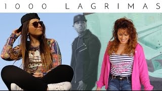 Nicky Jam - Mil Lagrimas (Cover by Merymel & María Serón)