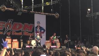 Eagles of Death Metal - Miss Alissa live (Decode Madrid 2016)