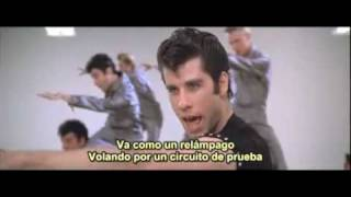 Grease lightning - Español