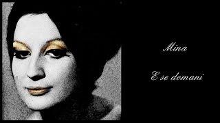 Mina - E se domani (1964)
