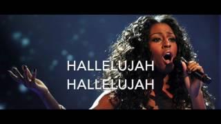 Hallelujah - Alexandra Burke version - Karaoke original key