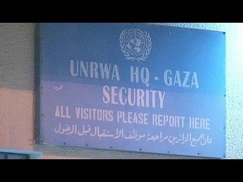 BM'nin gıda yardımını kesmesi Filistinlileri öfkelendirdi