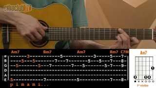 videoclase Somos Quem Podemos Ser (aula de violão completa)
