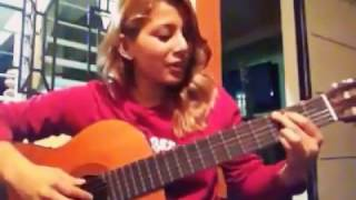 Simplemente amigos - Ana Gabriel - cover Roxmery López