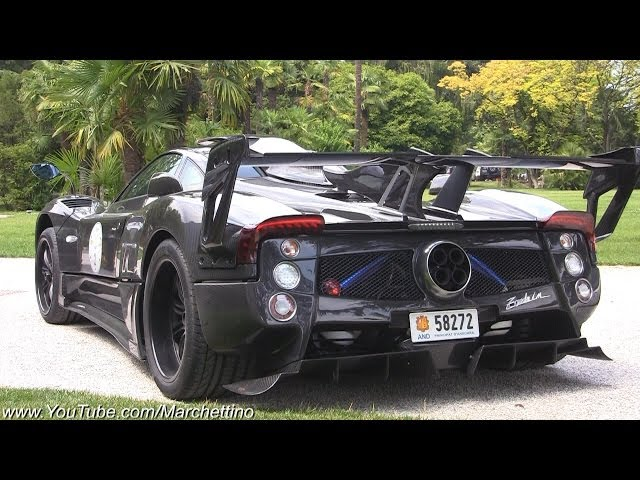 pagani zonda 760 lm | more cars
