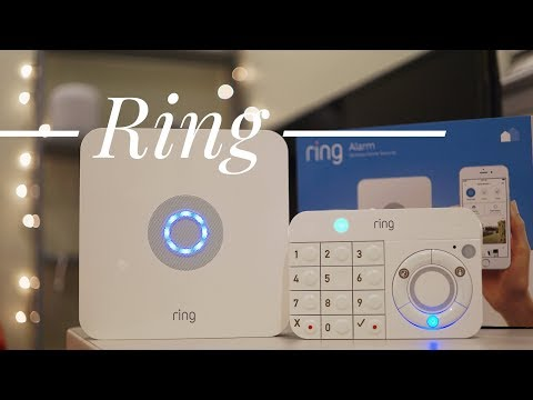 Z Wave Ring Z Wave Plus Alarm Keypad