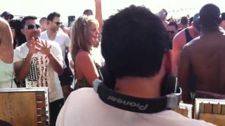 Manzone & Strong + Joee Cons b2b @ Dirtycycle Boat Cruise p3