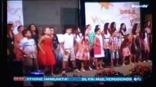 Giovani Voci 2014 - Serate finali - Tg Esperia TV