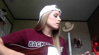 Burning House (Cover) Ashley Renae