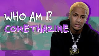Comethazine's Wild Cab Karaoke Moment  - Who Am I?