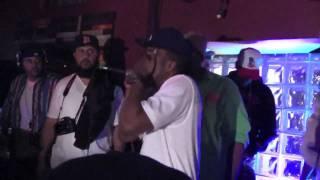 BIG K.R.I.T. - Smoke DZA - Curren$y - No Wheaties (LIVE) @ 2Dopeboyz x illRoots x SXSW