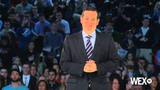 Ted Cruz announces 2016 presidential campaign