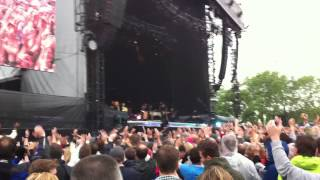 Bruce Springsteen - Death To My Hometown @ Goffert, Nijmegen in The Netherlands 2013