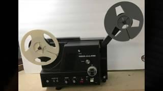 Chinon Sound 6100 Super 8mm Movie Projector