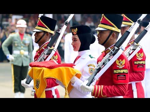 Download Video LIVE: Upacara Peringatan Detik-Detik Proklamasi Kemerdekaan RI, 17 Agustus 2019