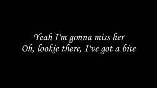Brad Paisley I'm Gonna Miss Her - lyrics -