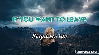 Maroon 5 - Cold // Inglés Español