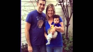 Baby Izzy: el bebé cuya melena causa sensación en la red