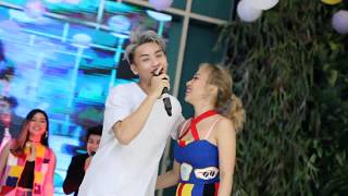 """[HD FANCAM] 171025 BFORCE """"AKAD"""" COVER AT FRIDAY KUSTIK WITH DREAMERS RADIO PART 2"""