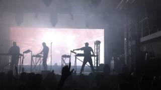 Jon Hopkins - Abandon Window (Moderat Remix) Live@Motion Bristol 03.04.16