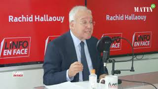 L'Info en Face avec Rachid Lazrak