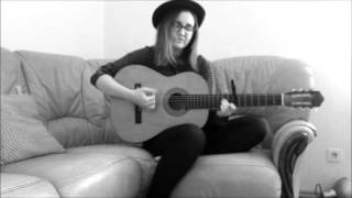 the weeknd - belong to the world // acoustic cover