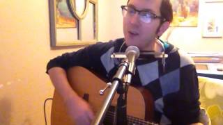(527) Zachary Scot Johnson Quiet Man John Prine Cover thesongadayproject Zackary Scott Live Solo