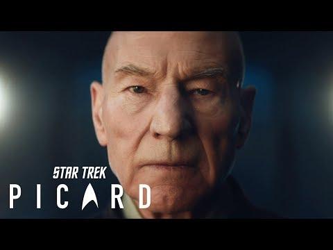 Star Trek: Picard – Official Teaser Trailer