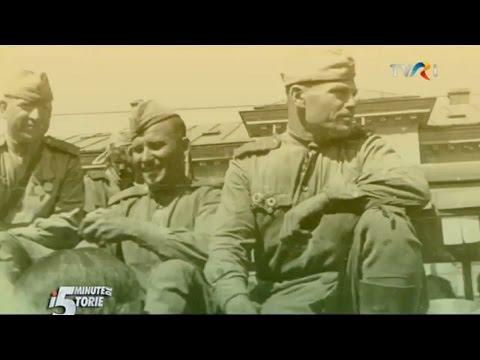 Retragerea armatei sovietice din România - august 1958