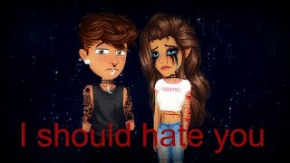'I should hate you' Sad Audio - Msp Version
