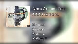 (Audio Oficial) XXXTentacion - Arms Around You ft lil Pump, Swae Lee & Maluma.