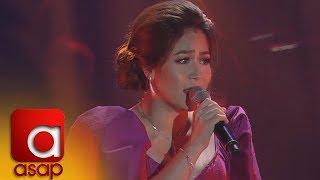 """ASAP: Roselle Nava sings """"Dahil Mahal na Mahal Kita"""""""