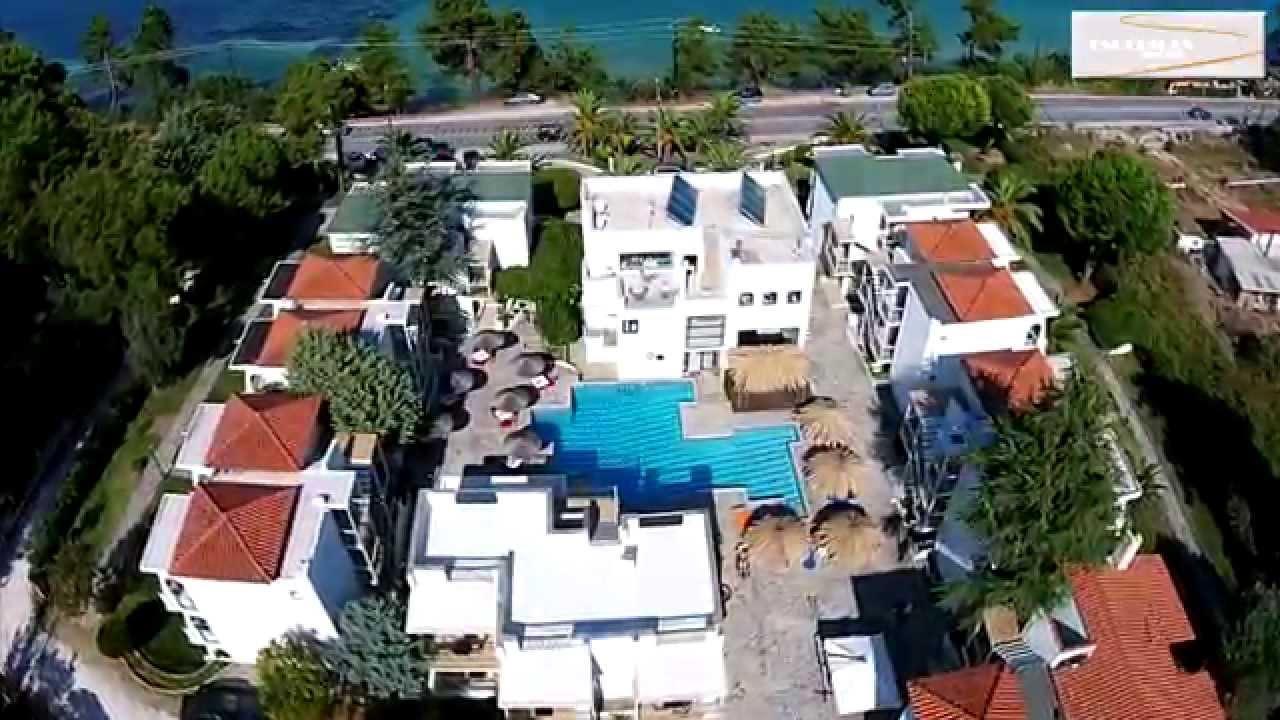 Esperides Sofras Resort Thassos Grecia (3 / 17)