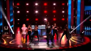 David Guetta ft. Nicki Minaj   Flo-Rida - Where Dem Girls At(AGT)