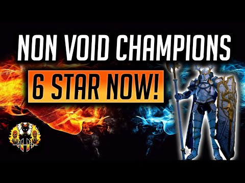 RAID: Shadow Legends | BEST NON VOID CHAMPIONS IN THE GAME! MUST 6 STAR THESE!!
