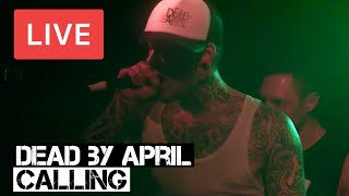 Dead by April - Calling Live in [HD] @ The Garage, London 2011