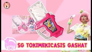 รีวิว SG Tokimeki Crisis Gashat (เกมส์จีบสาว)