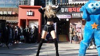 소리 Sori 두번째싱글 신곡 I'm Ready 아임레디 홍대버스킹 with 스타티