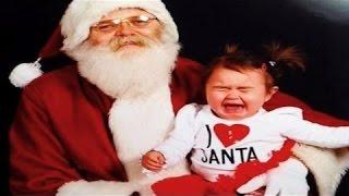 25 fotos de santa mais engraçadas falham de todos os tempos