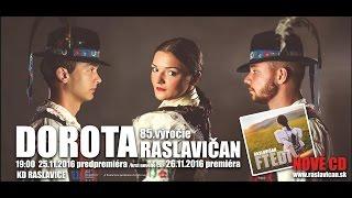 Dorota - 85. výročie FSk Raslavičan