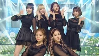 《Comeback Special》 GFRIEND (여자친구) - Hear The Wind Sing (바람의 노래) @인기가요 Inkigayo 20170312