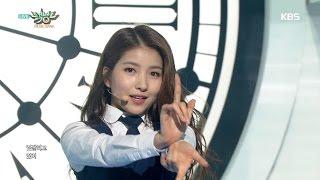 뮤직뱅크 - 여자친구, 시간을 달려서.20160129